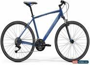 Merida Crossway 10V Mens Hybrid Bike 2019 - Blue for Sale