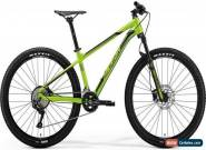 Merida Big Seven 500 27.5 Mens Mountain Bike 2018 - Green Hardtail S M for Sale