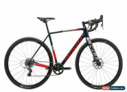 2018 Specialized CruX Elite X1 Cyclocross Bike 54cm Carbon SRAM Rival 1 Roval for Sale