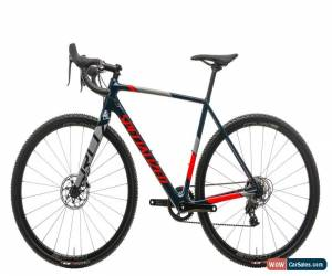 Classic 2018 Specialized CruX Elite X1 Cyclocross Bike 54cm Carbon SRAM Rival 1 Roval for Sale