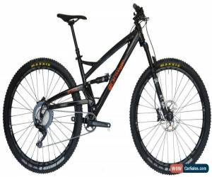 Classic Orange Stage 4 Pro Mountain Bike 2018 - Jet Black for Sale
