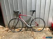Fuji newest 3.0 road bike - red and silver for Sale