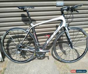 Classic BH Prisma carbon flat bar road bike large size. for Sale