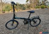 Classic Dahon Vybe d7 unisex folding bike for Sale