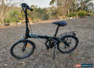 Dahon Vybe d7 unisex folding bike for Sale