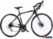 USED 2015 Cannondale Synapse Tiagra Disc 6 48cm Endurance Road Bike Black for Sale