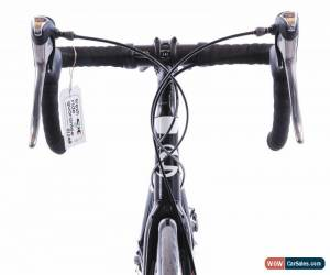 Classic USED 2015 Cannondale Synapse Tiagra Disc 6 48cm Endurance Road Bike Black for Sale