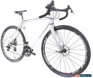 Classic USED 2016 All City Macho King 52cm Reynolds 853 Steel CX Gravel Bike Disc Rival for Sale
