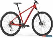 Merida Big Nine 300 Mens Hardtail MTB 2019 - Red for Sale