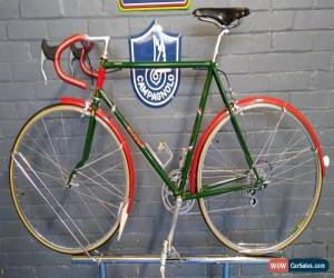 Classic NEW Vintage Bates Volante Bicycle 56cm Fitted with NEW Campagnolo Chorus, Brooks for Sale