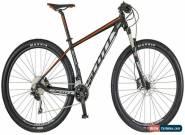 Scott Scale 990 Mens Hardtail Mountain Bike 2018 - Black for Sale