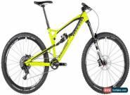 Nukeproof Mega 275 Pro Mens Mountain Bike Full Suspension MTB Yellow XL for Sale