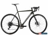 2017 Cannondale CAADX Force 1 Cyclocross Bike 56cm Aluminum SRAM Mavic Disc for Sale