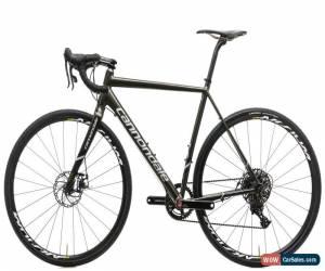 Classic 2017 Cannondale CAADX Force 1 Cyclocross Bike 56cm Aluminum SRAM Mavic Disc for Sale