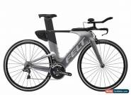 2019 Felt IA10 Carbon Triathlon Bike // TT Time Trial Shimano Di2 R8050 58cm for Sale