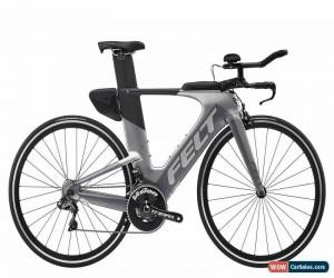 Classic 2019 Felt IA10 Carbon Triathlon Bike // TT Time Trial Shimano Di2 R8050 58cm for Sale
