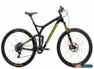 2016 Niner RIP 9 Carbon Mountain Bike Large 29 SRAM X01 11s Fox NoTubes ZTR Arch for Sale