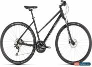 Cube Nature EXC Womens Hybrid Bike 2019 - Black for Sale