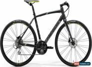 Merida Speeder 100 Mens Hybrid Bike 2019 - Black for Sale