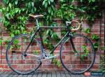 Pinarello Vintage Steel Road Bike, Campagnolo Nuovo Record Groupset for Sale