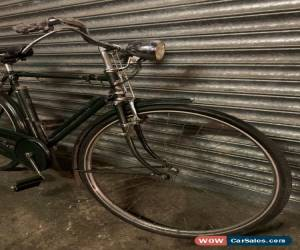 Classic 1950s Triumph (Raleigh) Gents Model Light Roadster Bicycle for Sale