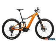 "2019 Giant Trance E+ 1 Pro Mountain E-Bike Medium 27.5"" SRAM GX Eagle 12s Fox for Sale"