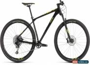 Cube Reaction Race Mens Hardtail MTB 2019 - Black for Sale