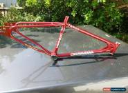 Tange Prosight 24 old school BMX for Sale