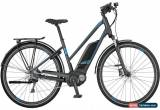 Classic Scott E-Sub Tour Womens Electric Hybrid Bike 2017 - Grey Small for Sale