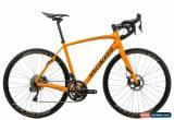 Classic 2014 Specialized Roubaix SL4 Expert Ultegra Di2 Road Bike 54cm Shimano FSA for Sale
