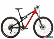 2016 Rocky Mountain Thunderbolt 750 MSL Medium 27.5 Mountain Bike Carbon Shimano for Sale