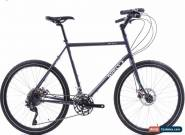 "USED 2018 Surly Disc Trucker 26"" Jones H-Bar LHT Steel Touring Commuter Bike for Sale"