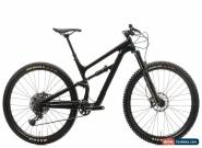 "2019 Cannondale Habit Carbon 3 Mountain Bike Medium 29"" SRAM GX Eagle 12s Fox for Sale"