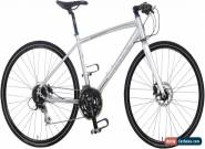 Dawes Discovery Speed 1 Mens Hybrid Bike 2016 - Silver for Sale
