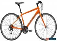 Cannondale Quick 6 Mens Hybrid Bike 2018 - Orange for Sale
