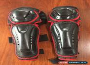 Unisex mountain bike  knee/shin Guard size s/m Kombat brand for Sale