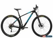 "2017 Trek Procaliber 9.6 Mountain Bike Large 29"" Carbon Shimano XT M786 2x10s for Sale"