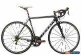 Classic 2012 Felt FC Road Bike 56cm Carbon Microshift 2x10 Mavic Ksyrium SR for Sale