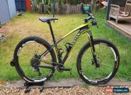 Canyon Grand CF SLX carbon 29er Hardtail Mountain bike Superlight for Sale