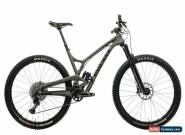 "Evil Following MB Mountain Bike Large 29"" Carbon SRAM X01 Eagle RockShox for Sale"