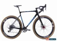 USED 2014 Giant TCX Advanced M/L Force 1x11 Carbon CX Cyclocross Bike 17lbs! for Sale