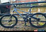 Classic Saracen downhill full suspension bike in Excellent condition 26inch wheels! Wow! for Sale