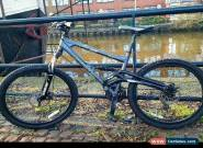 Saracen downhill full suspension bike in Excellent condition 26inch wheels! Wow! for Sale