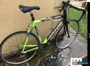 cannondale liquidgas racing bike large size suit rider 5.10 and above for Sale