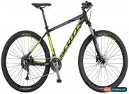 Scott Aspect 740 Mens Hardtail Mountain Bike 2017 - Black for Sale
