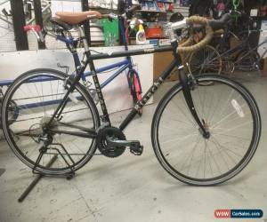 Classic Bianchi Volpe.NEW.53cm.Matte Black for Sale