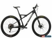 2017 Cannondale Scalpel-Si Black Inc. Mountain Bike Large Carbon Shimano XTR Di2 for Sale