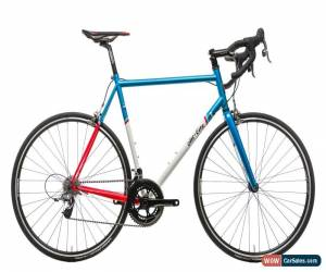 Classic 2017 All-City Mr. Pink Road Bike 58cm Steel SRAM Force 22 Whisky No. 7 Alexrims for Sale