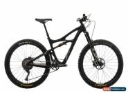 "2016 Ibis Mojo 3 Mountain Bike Medium 27.5"" Carbon Shimano XT 1x11 RockShox Fox for Sale"