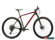 "2019 Cannondale F-Si Carbon 2 Mountain Bike Large 29"" Carbon SRAM X01 Carbon for Sale"
